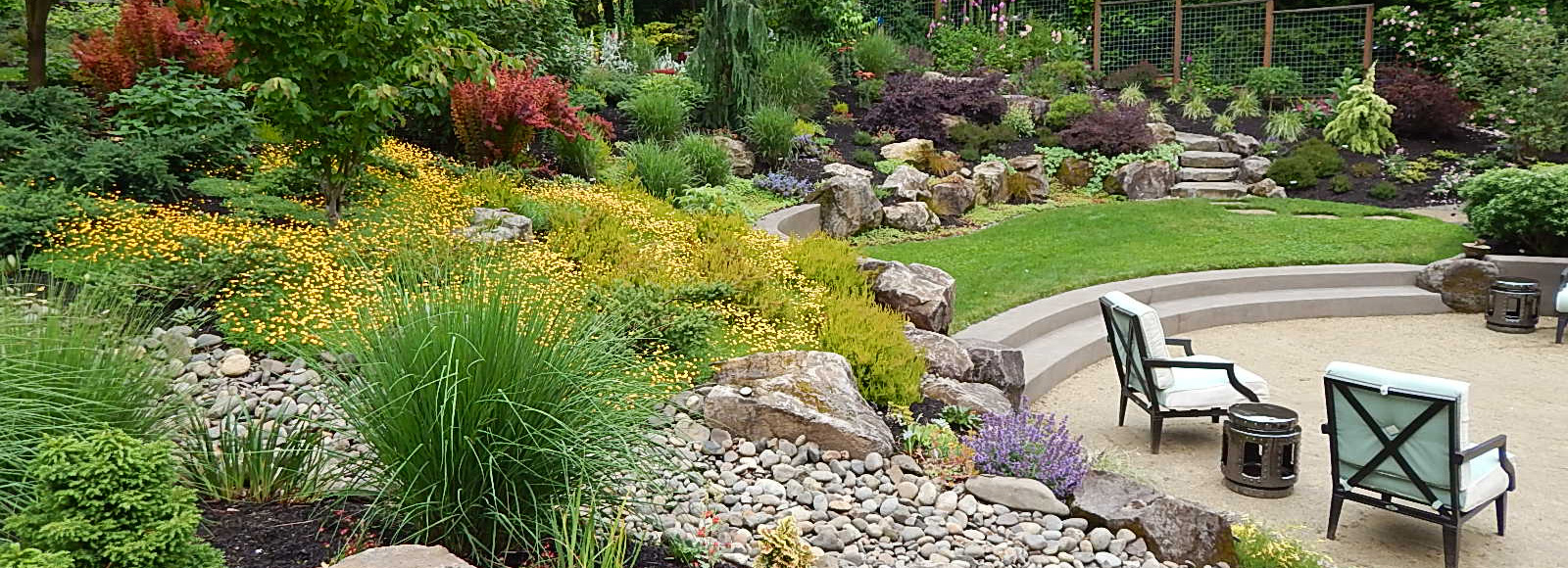 Lucy Hardiman And Perennial Partners | Garden Designer, Speaker, Writer |  Portland, Oregon